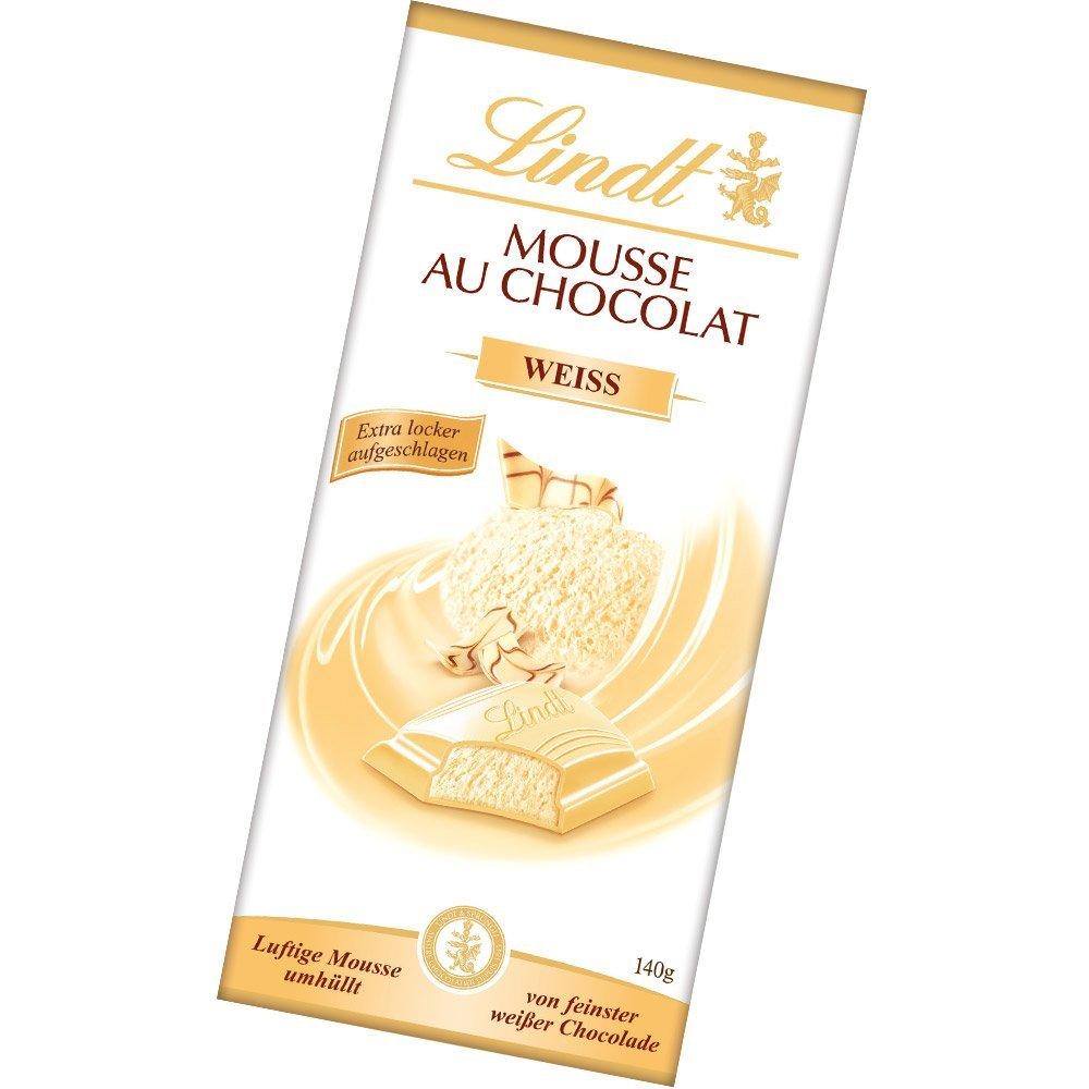 lindt mousse au chocolat instructions